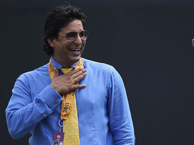 File photo of Wasim Akram. Getty Images