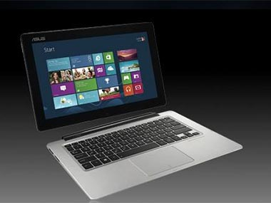 Asus Transformer Book TX300. Image from Asus