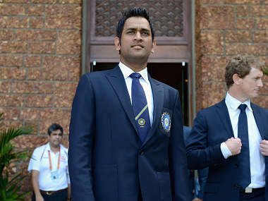 India will need Dhoni at his best during the series. Getty Images