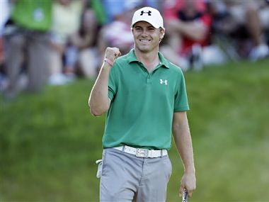 Jordan Spieth becomes youngest winner on PGA Tour in 82 years