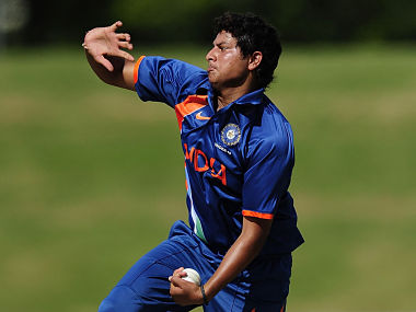 Kuldeep was superb for India. Getty Images