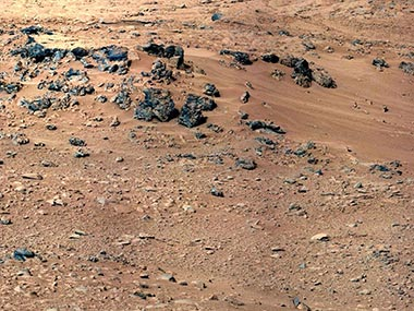 ISRO is expected to launch a mission to Mars this year. AP