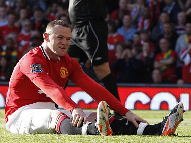 Wayne Rooney doesn't seem to be going anywhere at the moment. Reuters