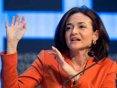 Facebook has a zero-tolerance policy on sexual harassment, says COO Sheryl Sandberg