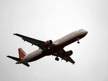 Air India pilots allow actress inside cockpit lands in suspension