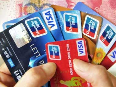 Consumerism at its peak Average credit card spend jumps 42