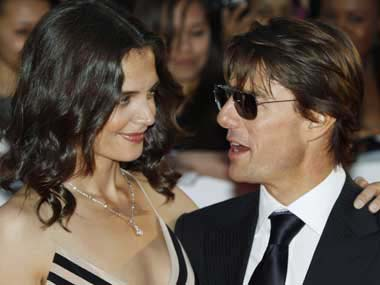Tom Cruise relaxed after split from Katie Holmes