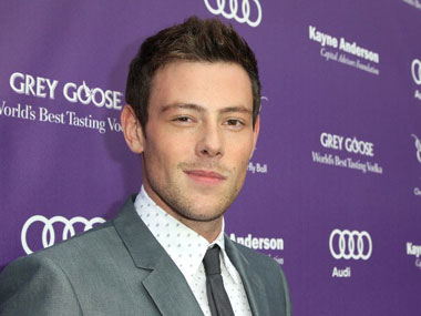 Cory Monteith was a popular face in Glee. AFP.
