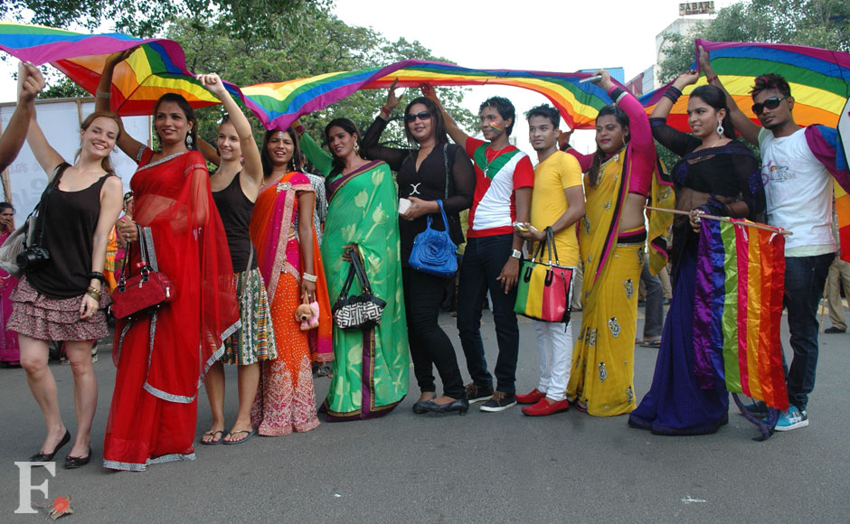 The Chennai Rainbow Pride rally saw a large number of LGBT activists and members taking part. Firstpost.