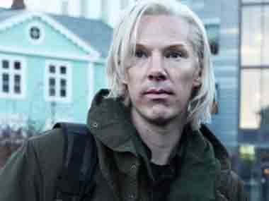 A still from The Fifth Estate.