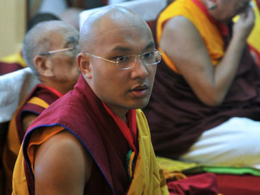Stay calm Tibetan religious head tells Buddhists