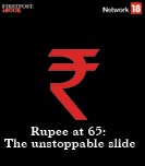 Rupee hits 65: what it means for the India economy