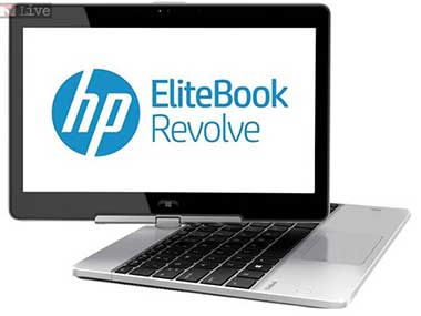 HP EliteBook Revolve in this product image. IBN-Live