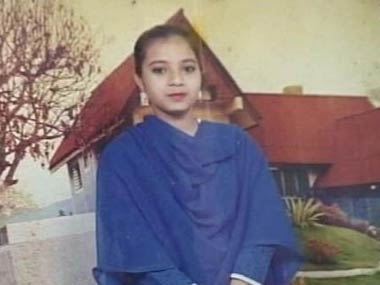 File photo of Ishrat Jahan. Image from IBN-Live