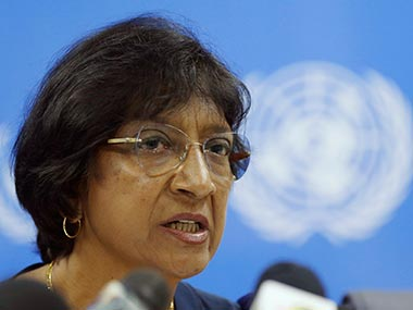 Sri Lanka turning increasingly authoritarian says UN rights chief