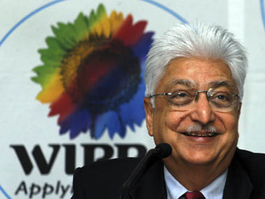 Azim Premji, chairman of Wipro Ltd Reuters
