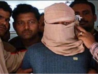 Shahzad Ahmad was convicted by the court on various charges. Image courtesy: Ibnlive