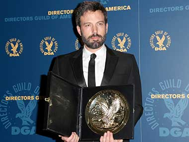 Ben Affleck to play Batman in Snyders Batman vs Superman film