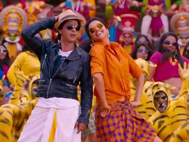 A still from Chennai Express