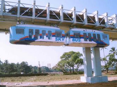 SkyBus scrapping is loss to people of India, says its developer