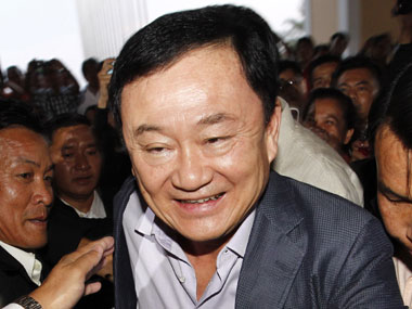 Thailand court sentences exPM Thaksin Shinawatra to two years prison in absentia over lottery programme