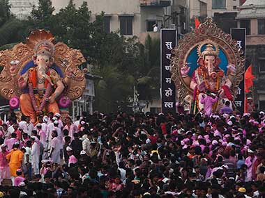 Mixing religion and politics: Will cops crack down on misuse of Ganpati fest?