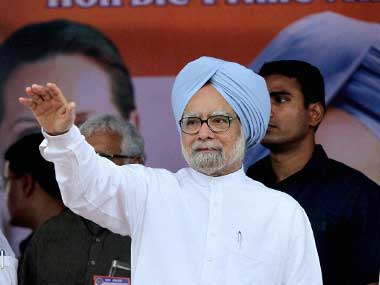 Manmohan Singh needs to take a stronger stand with Pakistan on terrorism. PTI