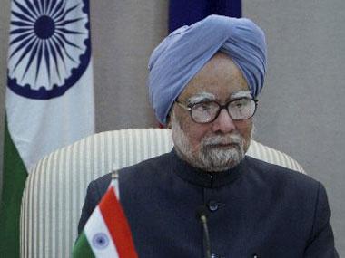 Manmohan Singh. AFP