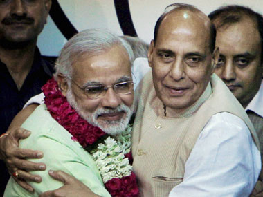 Narendra Modi revels in a challenge now his biggest beckons
