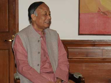 FIR lodged against former Manipur CM Ibobi Singh and five others for alleged misuse of govt funds