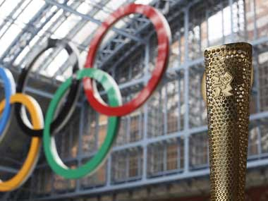 India's athletes still can't compete under the Indian flag. Reuters