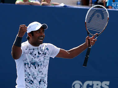 When Paes gets hot, anything is possible. Getty Images