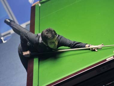 Pankaj Advani won in the ultimate frame of the best-of-5-final with breaks of 69 in the third frame and 63 in the decider of the match. AFP