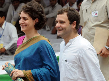 BJP attacks Congress after report states Rahul Priyanka Gandhi leased out farmhouse to NSEL scamaccused Jignesh Shahs FTIL