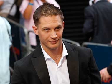 Tom Hardy was last seen in The Dark Knight Rises. Reuters