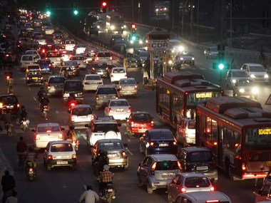 WHO report shows Delhi not Beijing is worst in air pollution