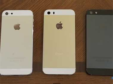The back casing of the gold iPhone. Image from YouTube screengrab.