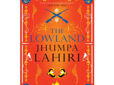 Book cover: The Lowland