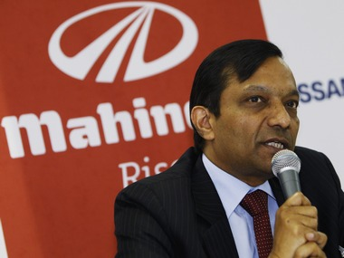 EV dream not very far need priority financing cut in import duties of some parts MM managing director Pawan Goenka