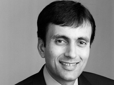 Ruchir Sharma, head of emerging market equities and global macro at Morgan Stanley
