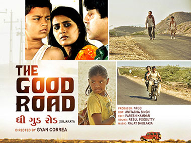 India sends Gujarati film The Good Road to the Oscars