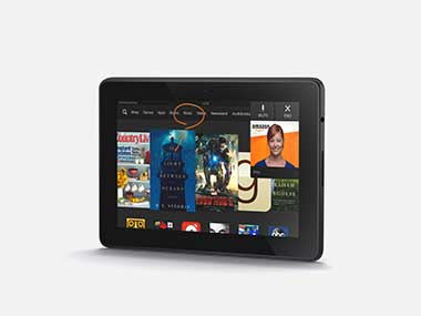 Amazon's Kindle Fire HDX is great if your world revolves around Amazon. AP