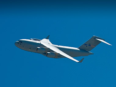 India to send largest military aircraft C17 Globemaster to carry medical supplies to <span class=