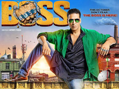 Review Akshay Kumars Boss is shameless and mediocre