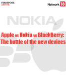 Apple vs Nokia vs BlackBerry:  The battle of the new devices