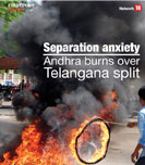 Separation anxiety: Andhra burns over Telangana split
