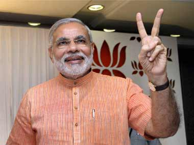 Modiled BJP now has momentum to cross 200 in 2014