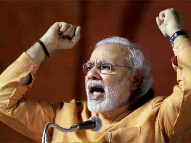 Was Modi's rally in Trichy just a sign of impending rise of BJP? PTI