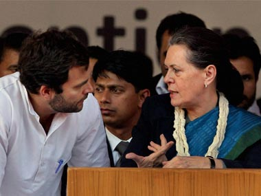 The sacrifice of the Gandhis The neverending story