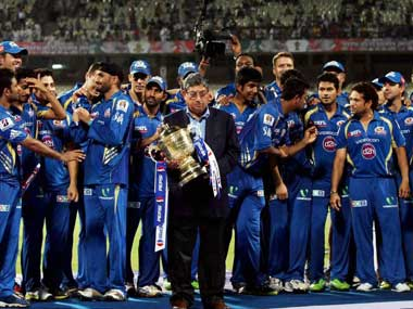 Everybody in the BCCI loves N Srinivasan But why